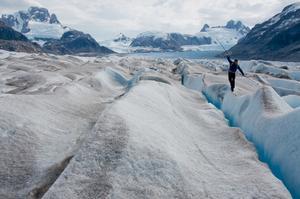 Nef Glacier, Aysen, Chile (photo: James Q Martin)